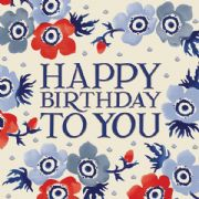Emma Bridgewater Happy Birthday To You Card
